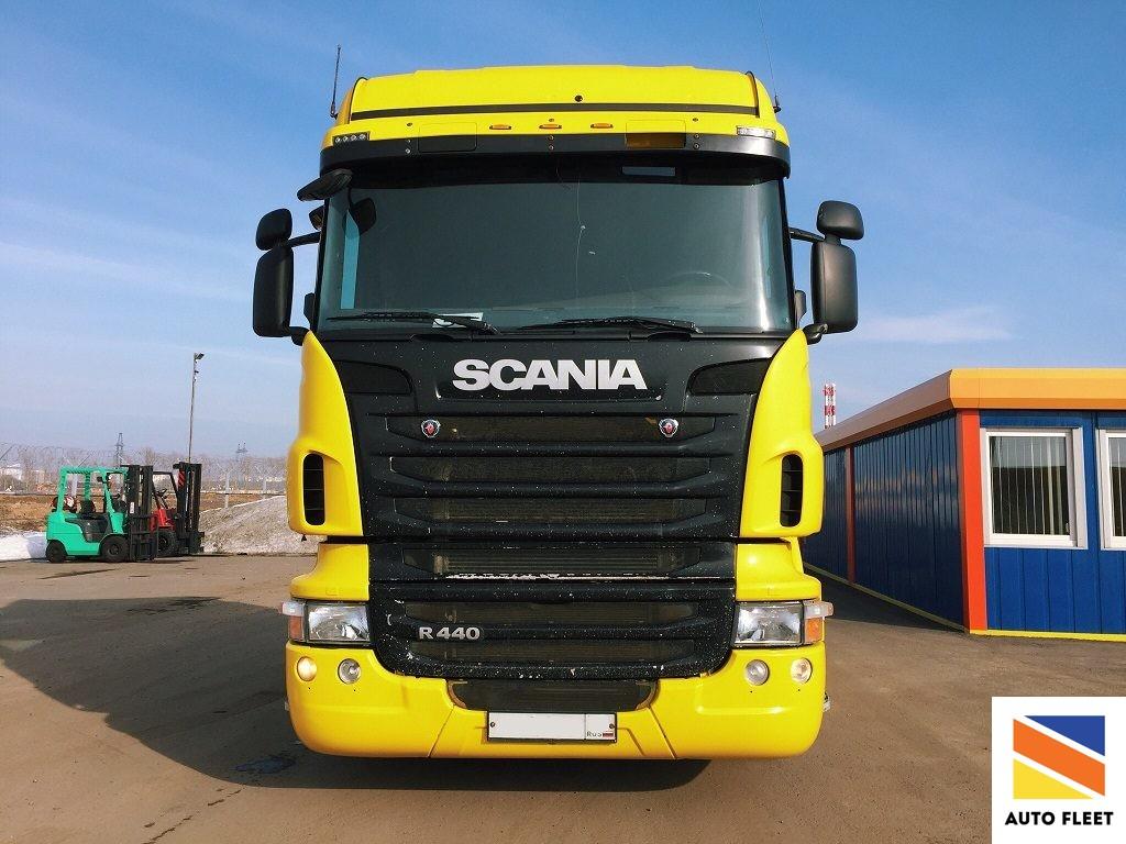 Scania R 440 тягач