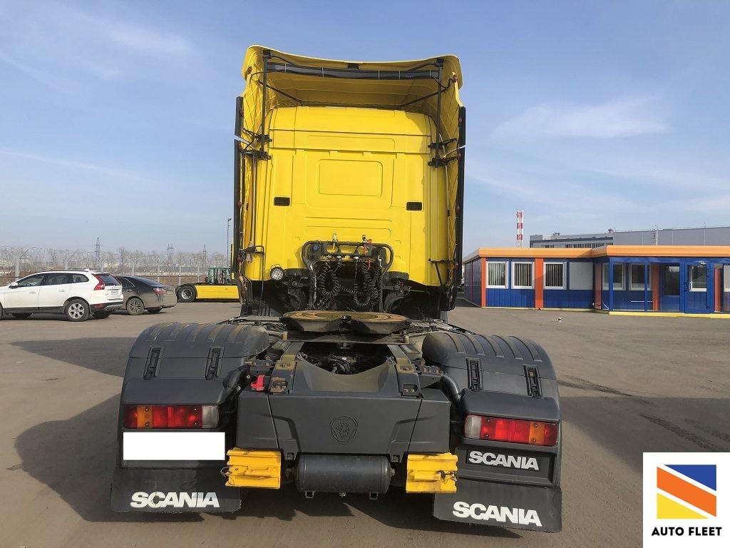 Scania R440 тягач седельный