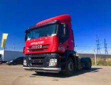 Truck Iveco Stralis 350