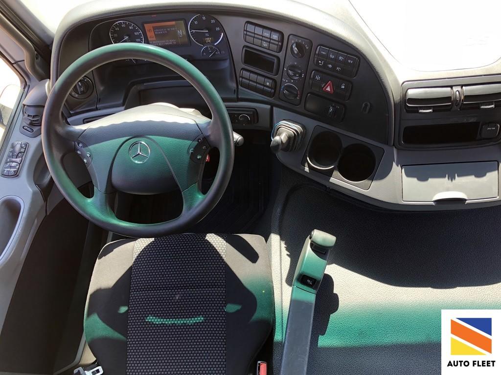 Mercedes тягач