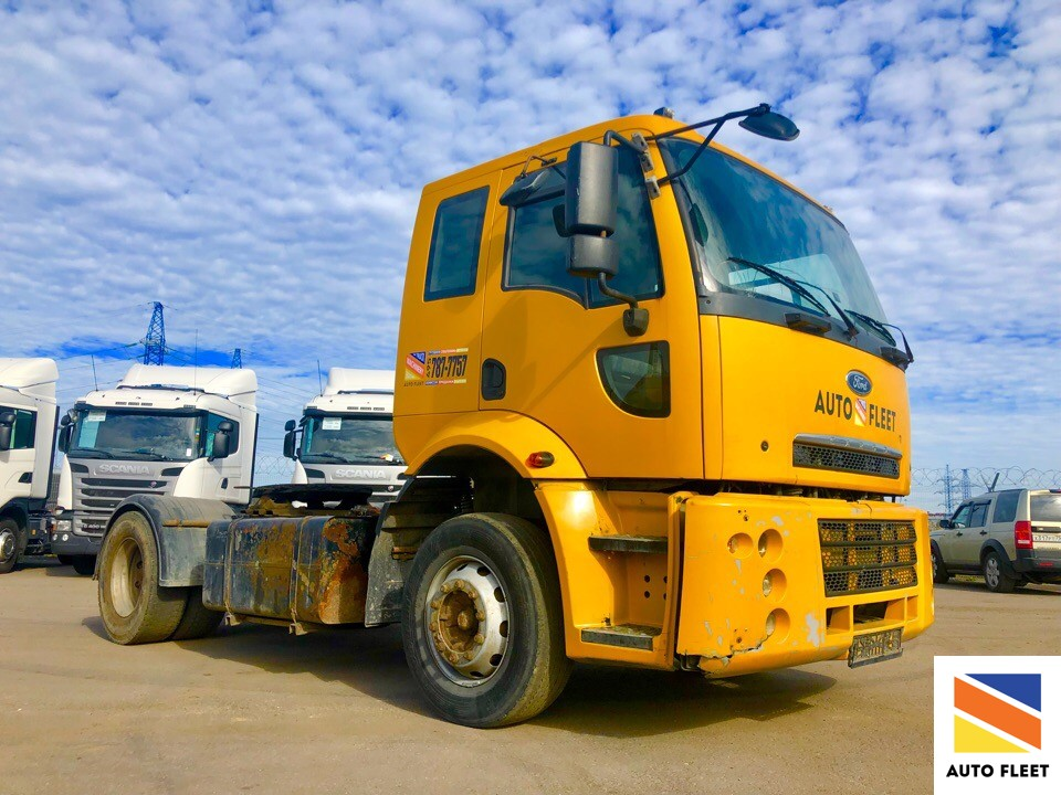 Ford Otosan Cargo грузовой