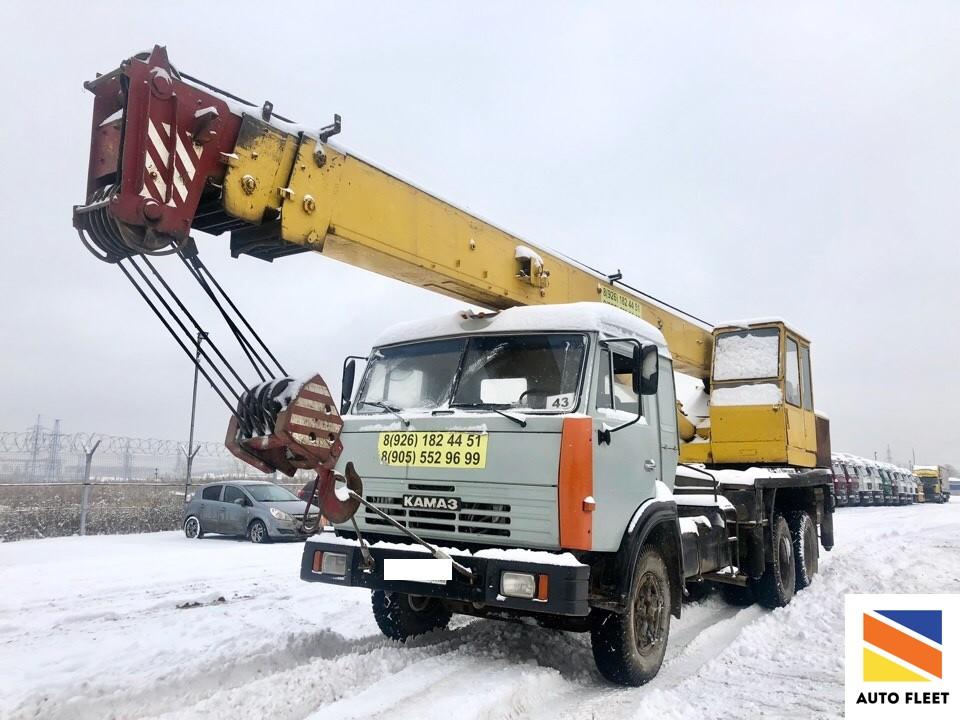 "Автокран ""Галичанин"""