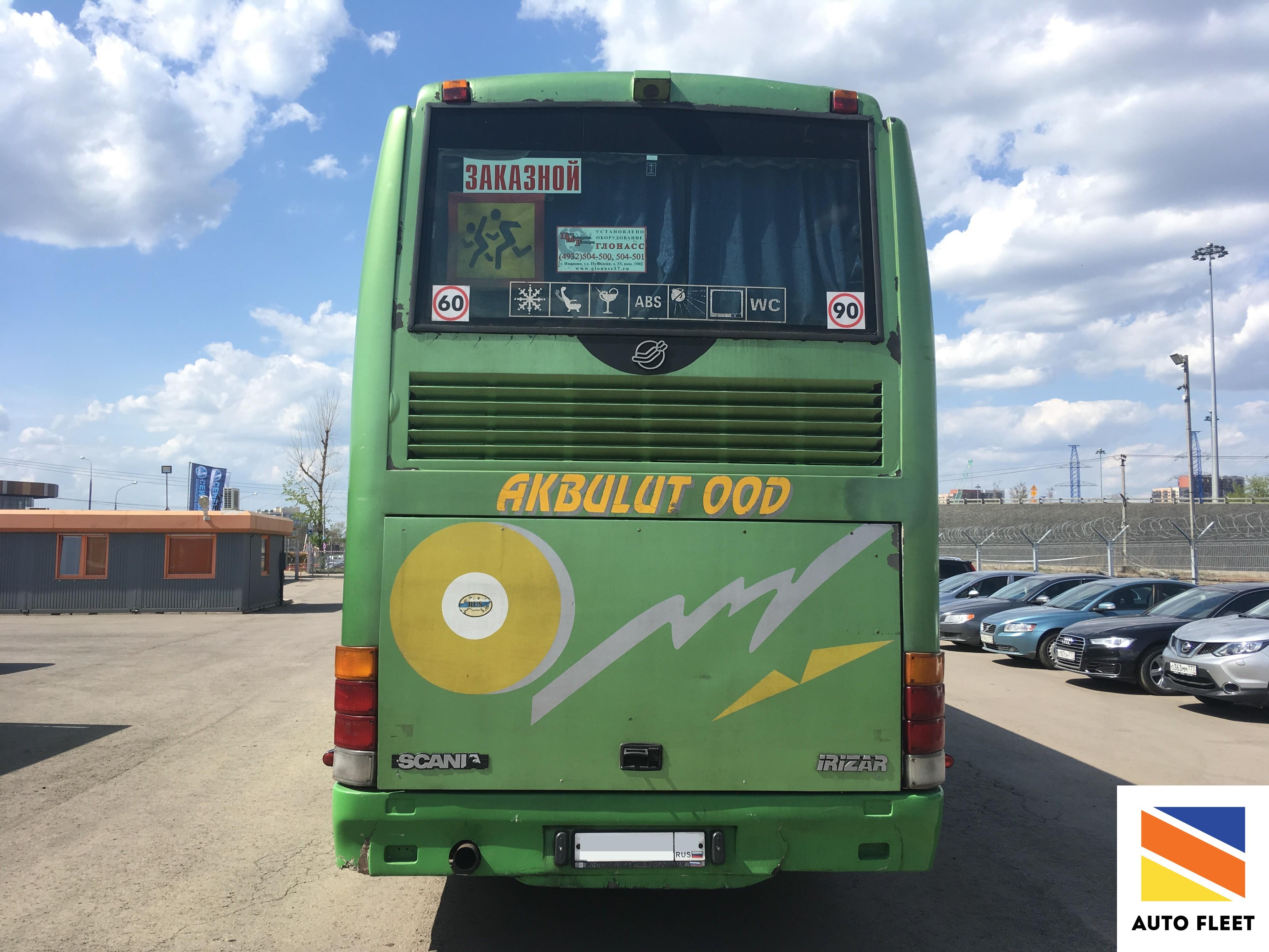 Scania K113